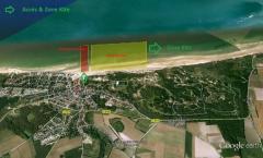 Wissant Zone de Kite estivale