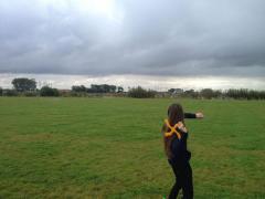 Lancer de Boomerang